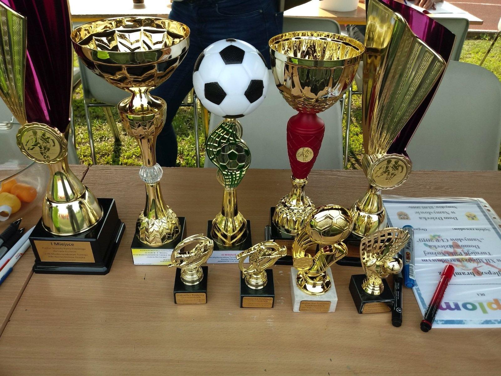 XII Międzynarodowy Turniej Piłki Nożnej Domów Dziecka
